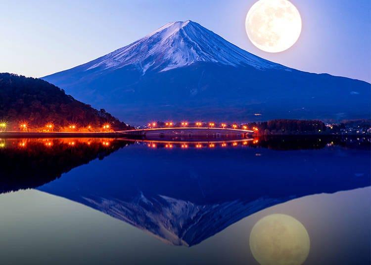 認識富士山⑩富士山原本是不死山?