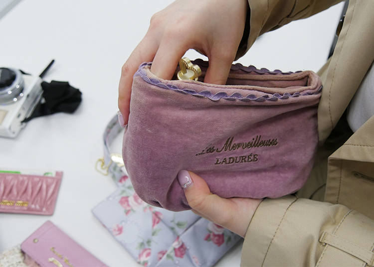 Essential for Anna: Makeup Pouch and Two Accessory Bags