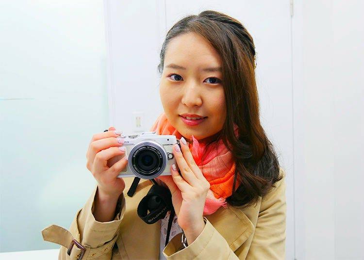 Special Treasure: Anna's Camera