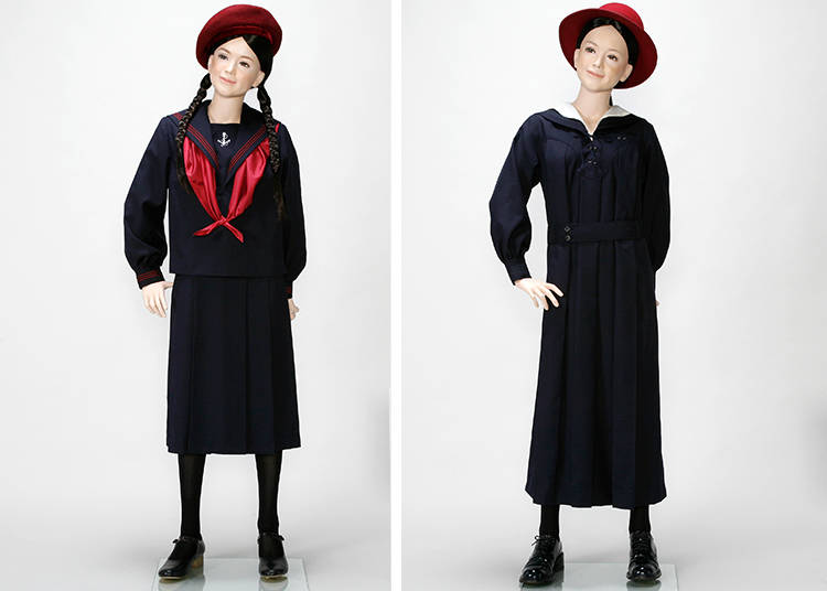 The History Of The Japanese School Uniform A Symbol Of Freedom