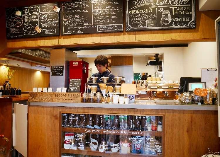 為每位客人量身定作的無菜單精品咖啡店 奧澀谷CAFE ROSTRO