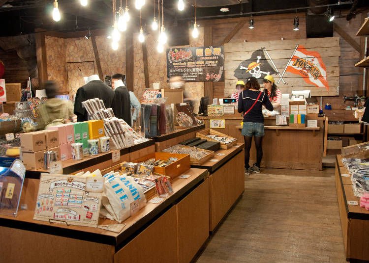 #3: Shopping for Character Goods at the Tongari Store!