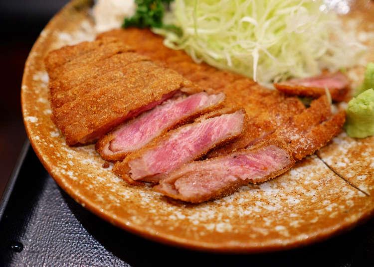 【東京澀谷】份量感「炸豬排∙炸牛排」這些地方吃得到 絕不踩雷名單3選!