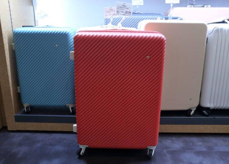 HaNT Mine: a Cute Suitcase that Pops!