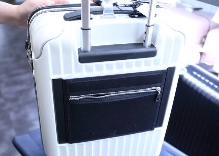 Cute & Convenient: The 6 Must-Buy Suitcases at Shibuya Loft! - LIVE