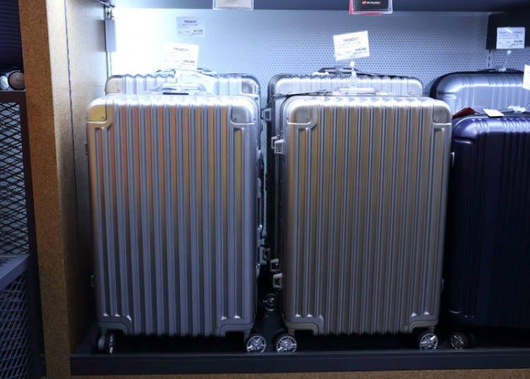 鋁合金手提箱般的高質感「TRIDENT」