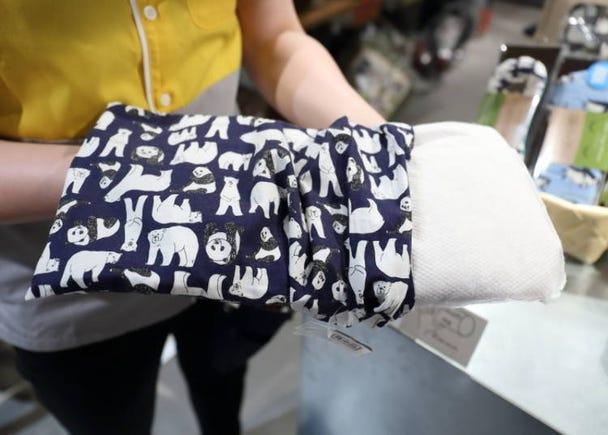 """Heat Absorbing Summer Necessity: """"Shiyo Makura"""" (salt pillow) 2,000 yen"""