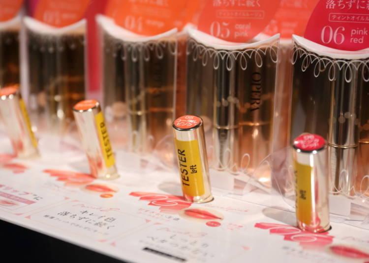 [Best 5] 내추럴한 컬러로 빛나는 입술 '오페라 립 틴트 05 코랄 핑크' 1500엔