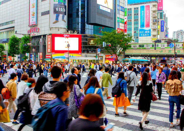 "More Than a Tokyo Crosswalk: 10 Secrets of Japan's ""Scramble"" Crossing!"