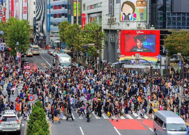 秘密2〉穿越全向十字路口時,行人不會互相碰撞到就靠這招!