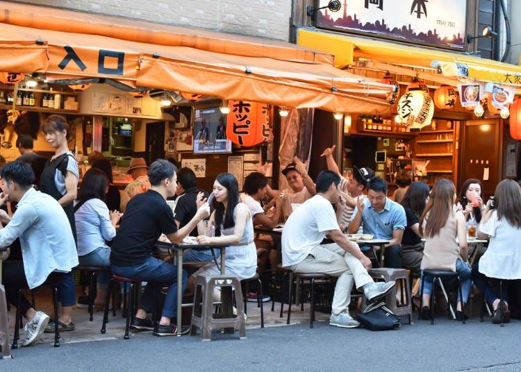 How Japanese Enjoy Gathering
