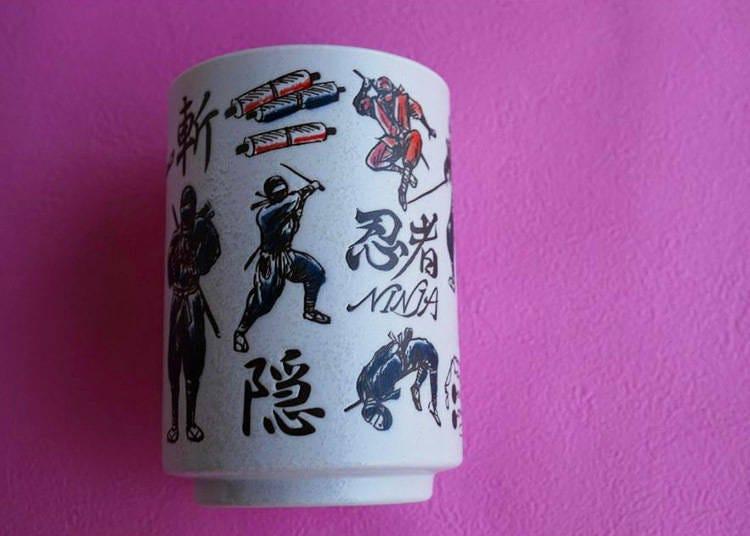 壽司店裡常見的茶杯也一起帶回家!絕不能錯過的日本風格伴手禮