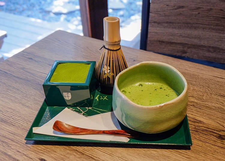 創業於1989年來自京都山城町的百年抹茶老舖「宇治園」 日本茶&和洋式甜點創意交織出的茶香交響曲