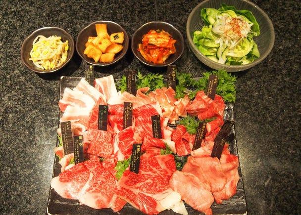「燒肉・炙屋武藏」推薦的頂級和牛吃到飽方案