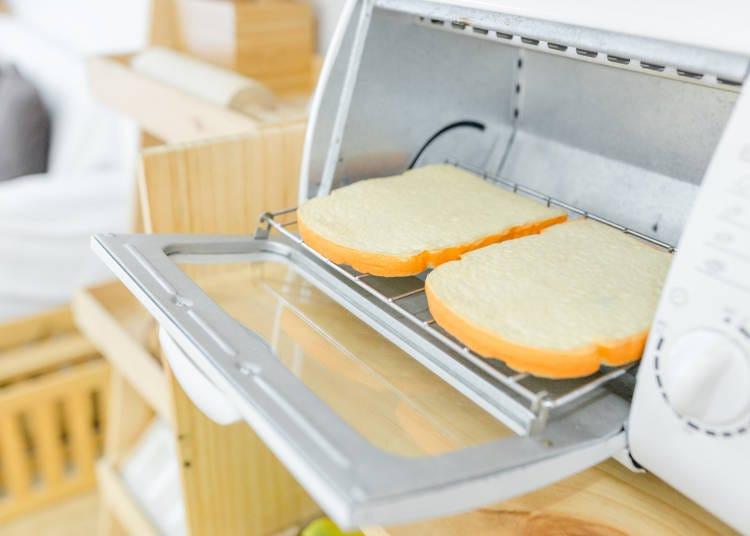 幾乎人人都做過 烤吐司機NG使用法