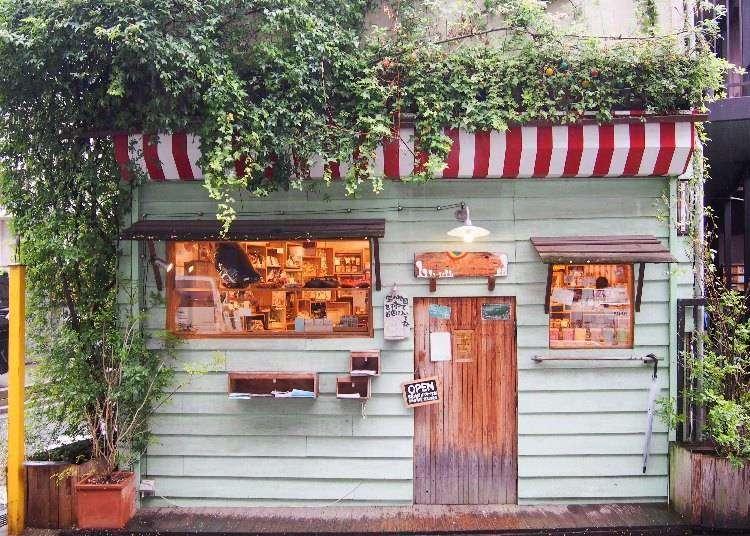 도쿄여행 - 볼거리가 가득한 도쿄의 핫플레이스 키치죠지 잡화점
