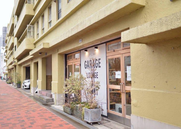 藝術靈感與咖啡香引人久留的咖啡店「gift_lab GARAGE」