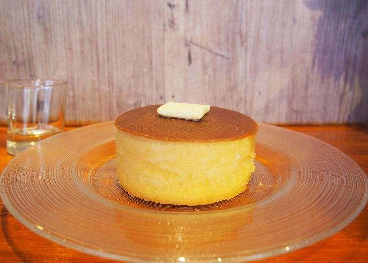 不夠澎湃絕不端上桌!東京都內份量感十足的現做厚鬆餅店4選