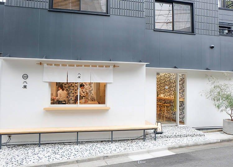 都會中的時尚新日式茶屋,茶迷們絕對要來「八屋」外帶一杯日本茶!
