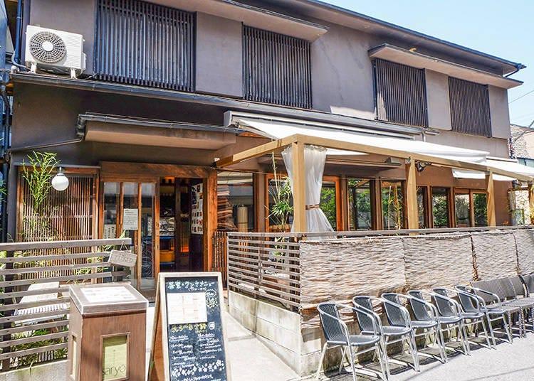 東京小巴黎區的抹茶甜點名店「神楽坂 茶寮 本店」 嚐一口就愛上的日式抹茶甜點新滋味