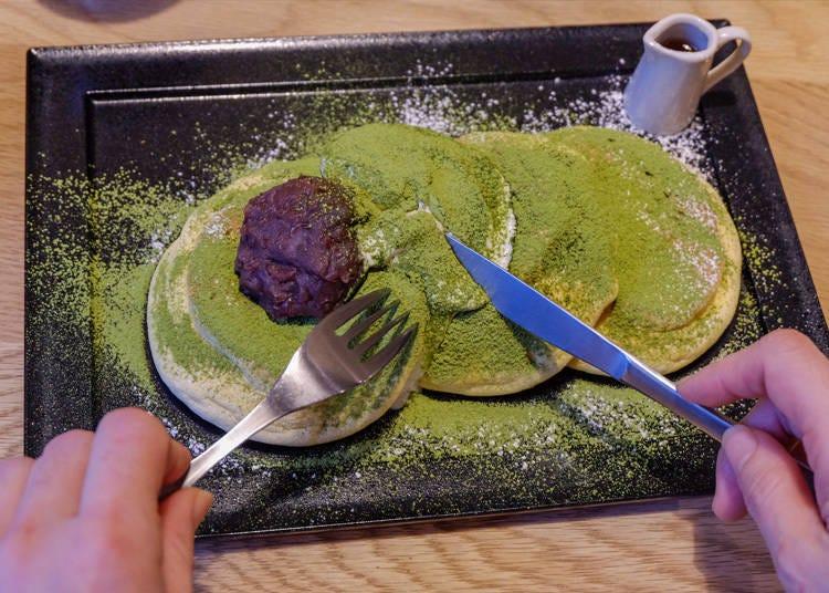 6. Riz Labo Kitchen: Super Healthy Pancakes?!