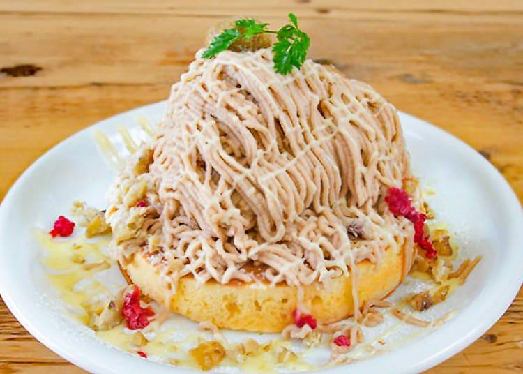 惠比壽「cafe restaurant accueil」 華麗又高水準的Top 1鬆餅
