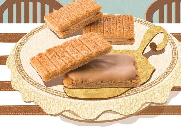 鹹甜滋味融化你心♥日本伴手禮Sugar Butter Tree夏日最新作-岩鹽焦糖巧克力夾心餅乾