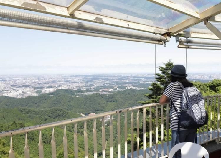 到「高尾山」登高望遠去! 清涼消暑又有益身心