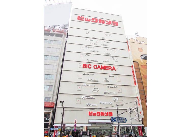 特別感謝採訪協力 BicCamera池袋本店
