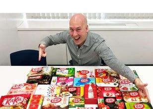 Japanese Souvenir Selection: Our Top 5 Favorite Crazy KitKat Flavors!