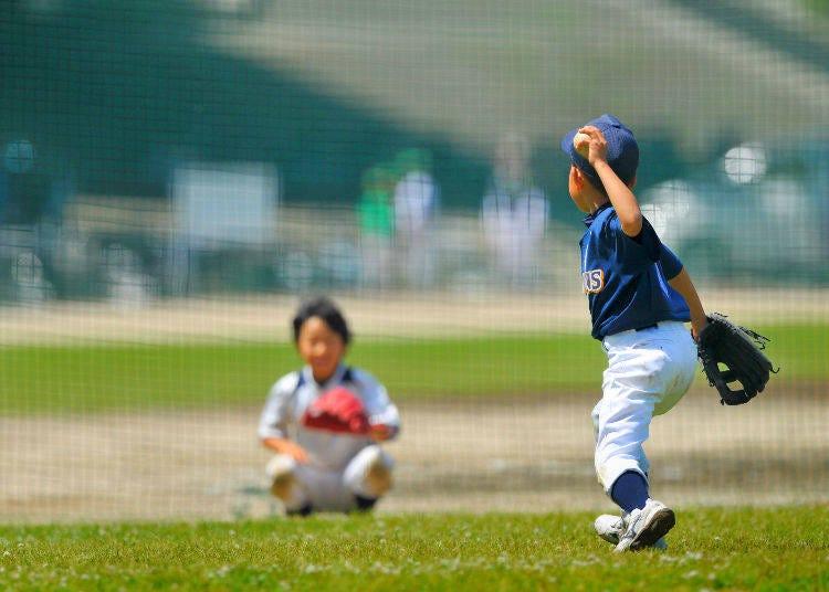 14. Catch Ball キャッチボール
