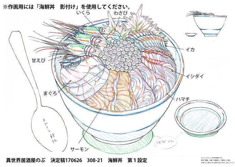 Extra: The Food of Nobu
