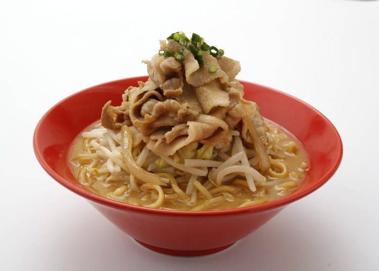 아사히카와 라멘의 특징은?