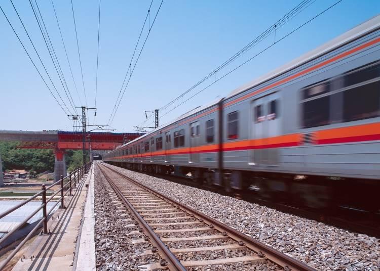 公共交通機関は韓国の方が便利、日本は高い!