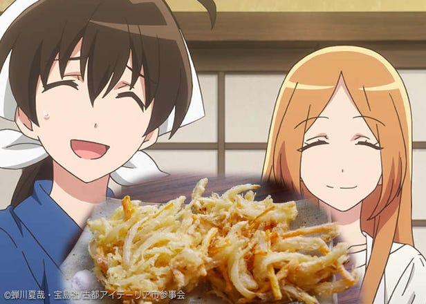 Easy, Authentic Japanese Recipes: Making Mixed Tempura!