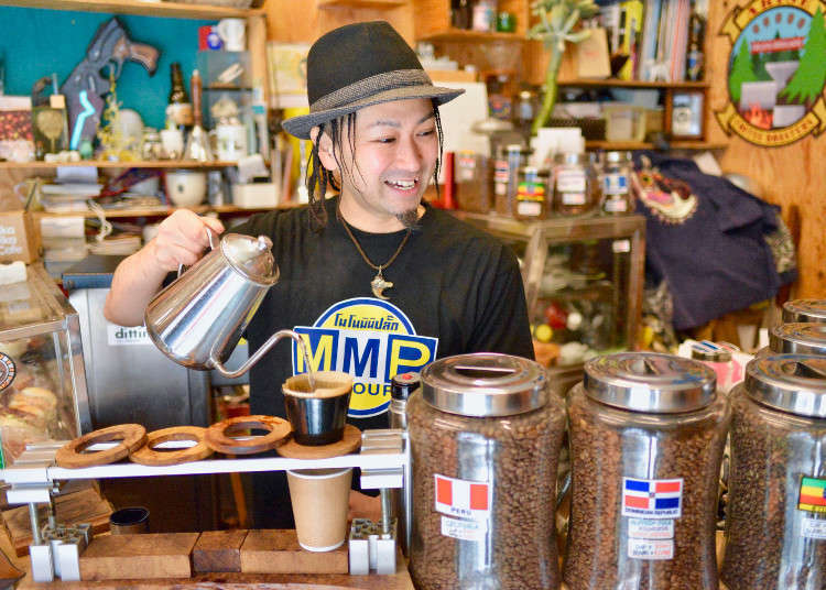 Where to get good coffee in Tokyo? Top 3 Chill Cafes in Tokyo's Coffee Town, Kiyosumi Shirakawa!
