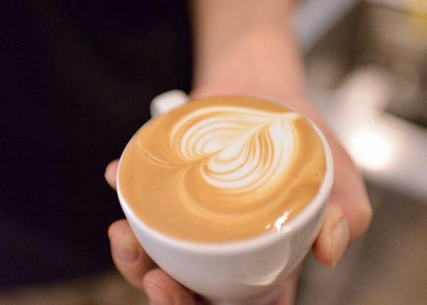 不只有藍瓶咖啡,來到清澄白河怎能錯過這些充滿個人魅力的獨立咖啡館