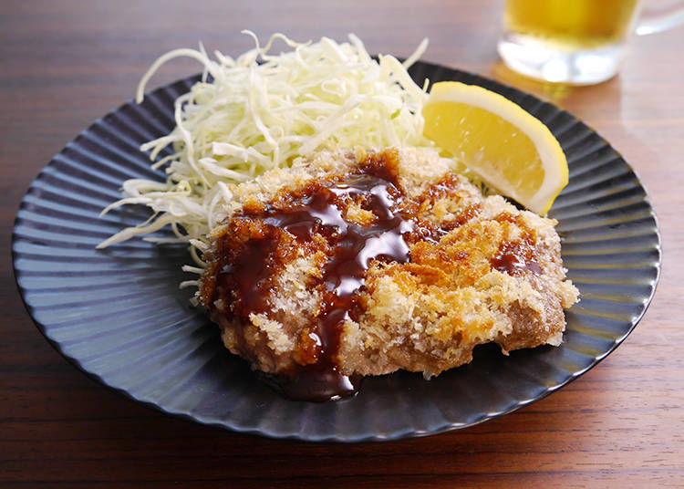 8. Japanese-style Meatloaf