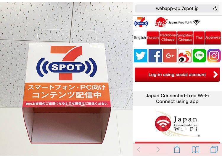 Amazing Service #2 – Free Wi-Fi!