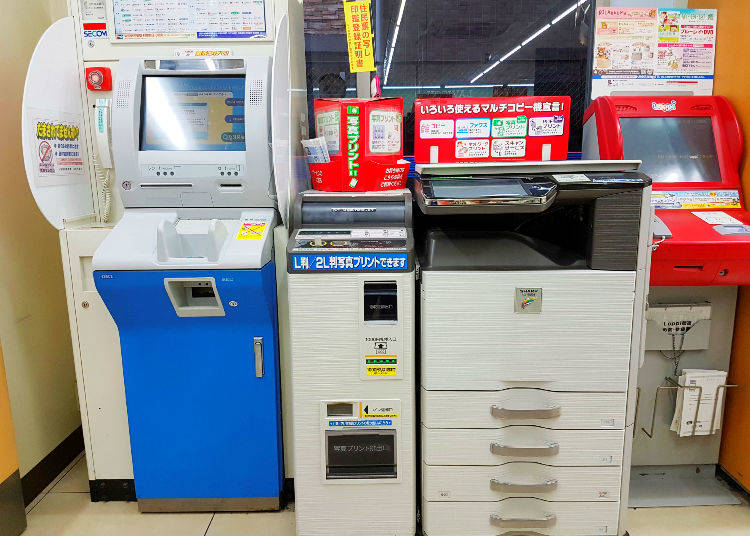 Discover All The Amazing Services of Japanese Convenience