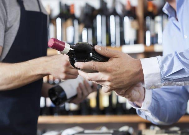 お酒が買いやすくてびっくり。IDカードは必要ないの?