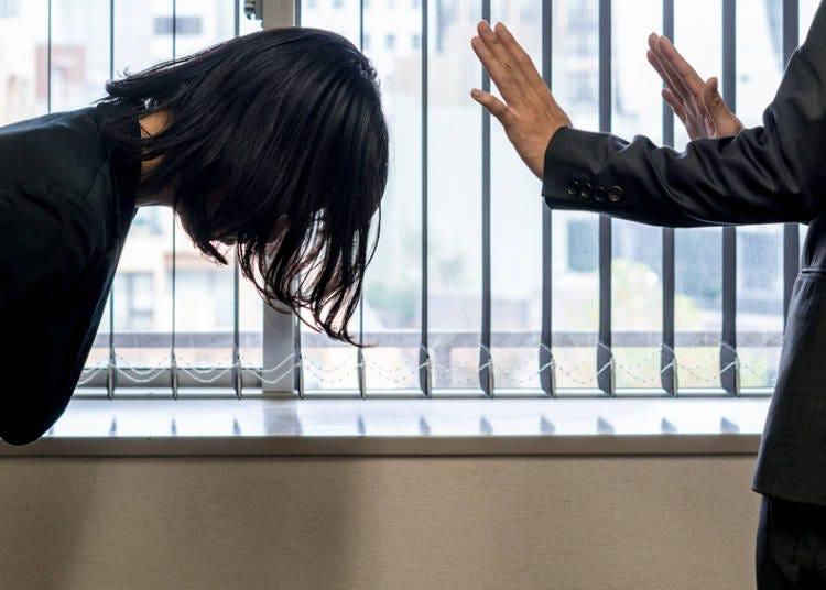 そんなに謙遜しないで。日本人は謝りすぎ!