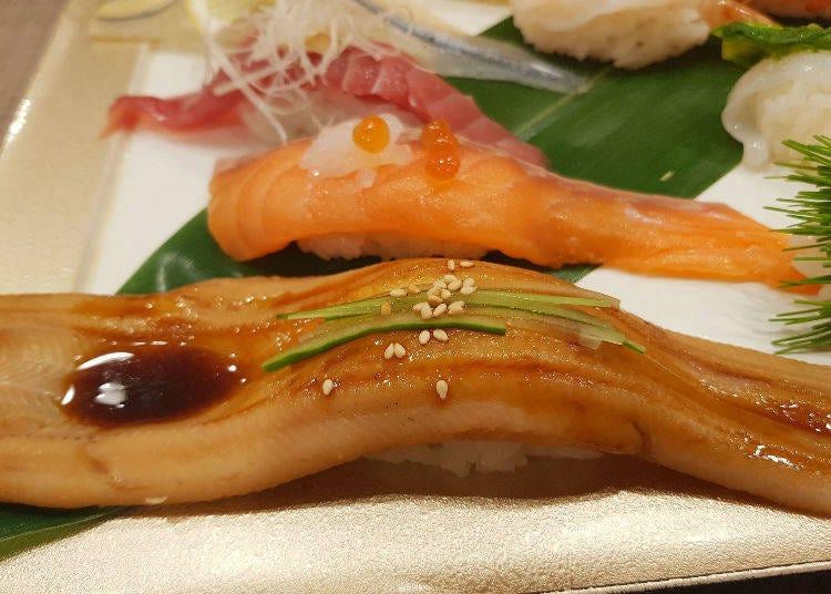 壽司吃法【小技巧篇】:這些種類的壽司不需要再沾醬了