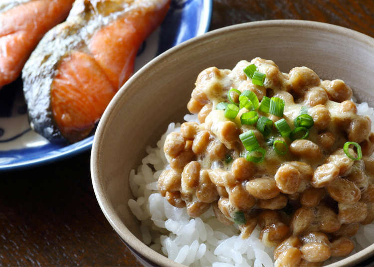 Natto Beans: All About Japan's Weird Fermented Soy Superfood! (Video)