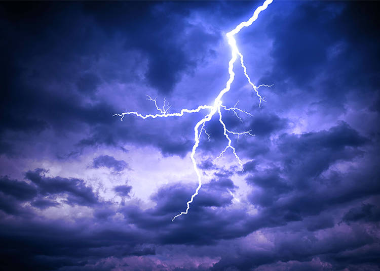 Trivia #5 – Tokyo Skytree is Struck by Lightning all the Time!