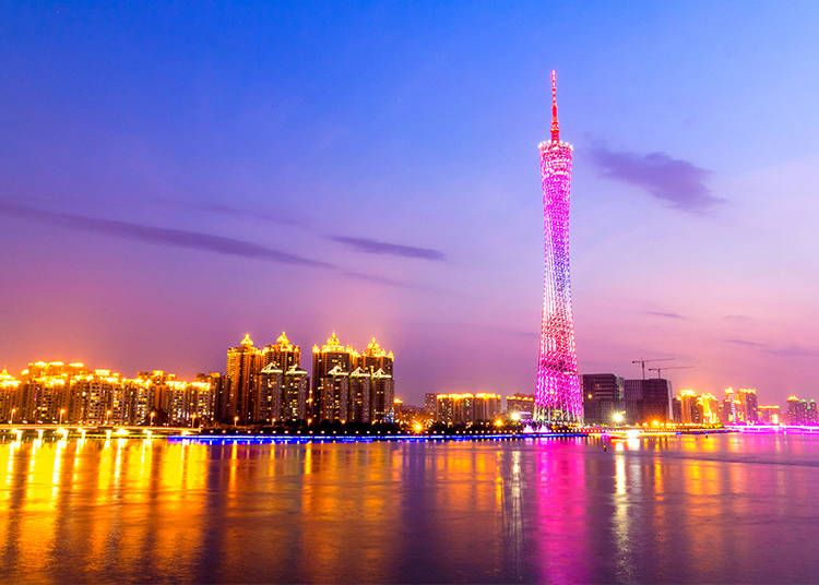 Trivia #6 – Tokyo Skytree's Biggest Rival: Canton Tower