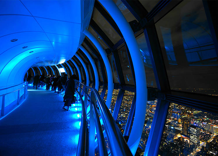 Trivia #7 – How is Water Pumped Up all the Way up to Tokyo Skytree's Top?
