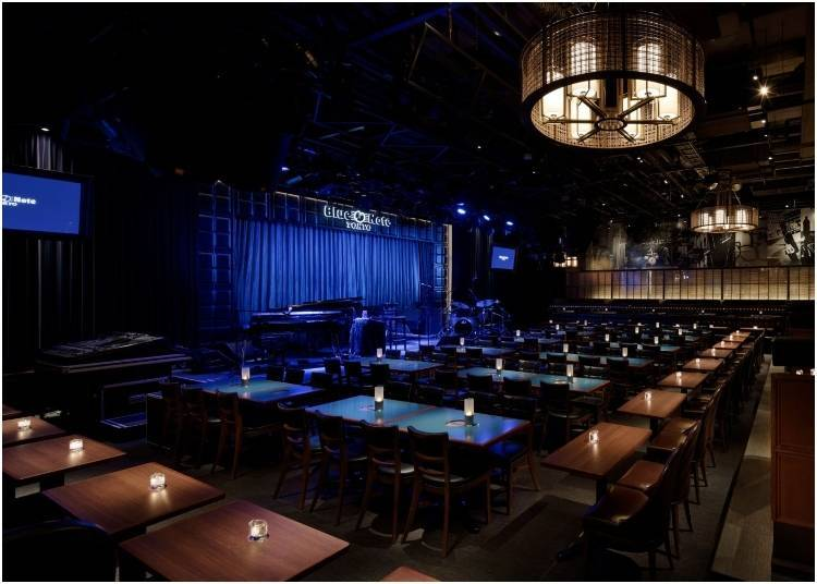Blue Note Tokyo: Tokyo's Premier Spot for Live Jazz Performances
