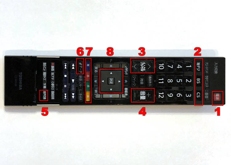 Essential Japan: How To Use Common Remote Controls - LIVE