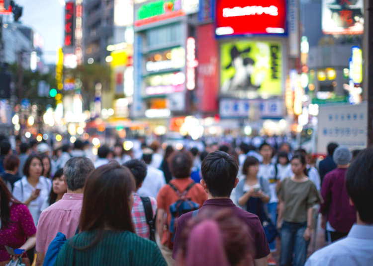 How to Survive the Crowds during Japan's Golden Week 2020